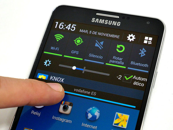 Galaxy Note 3 se actualiza a Android 4.4.2 KitKat
