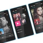 Interfaz del Nokia