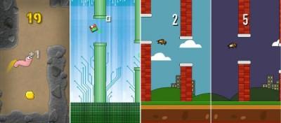 La fiebre de Flappy Bird parece no tener fin.