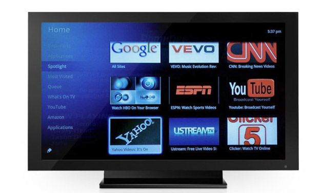 Android Tv-Google