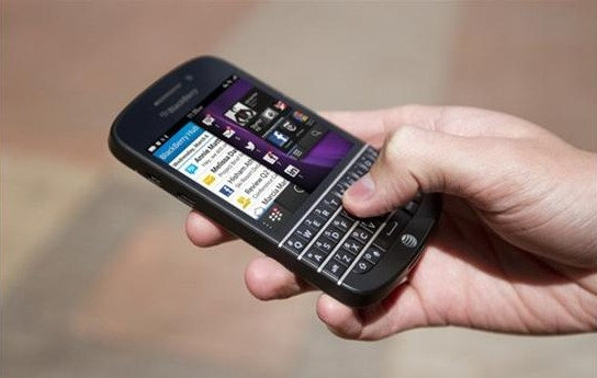 BlackBerry-BBM