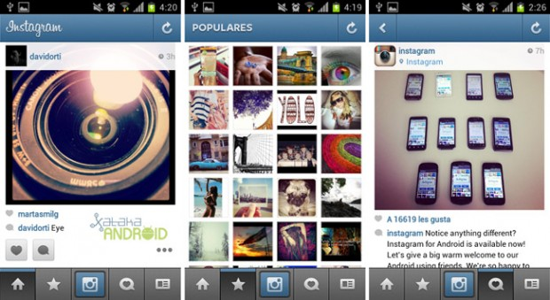 Instagram-Android-iOS