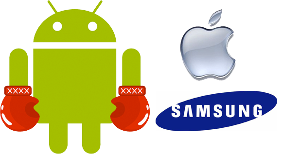 Samsung-google-apple