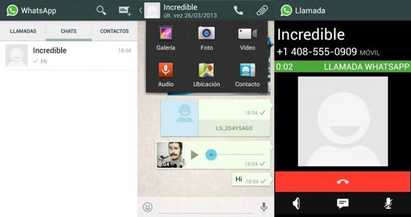 WhatsApp-VoIP