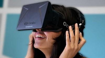 Oculus rift, el futuro ya está aquí