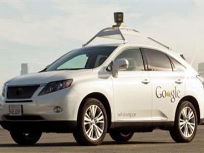 Los coches de Google