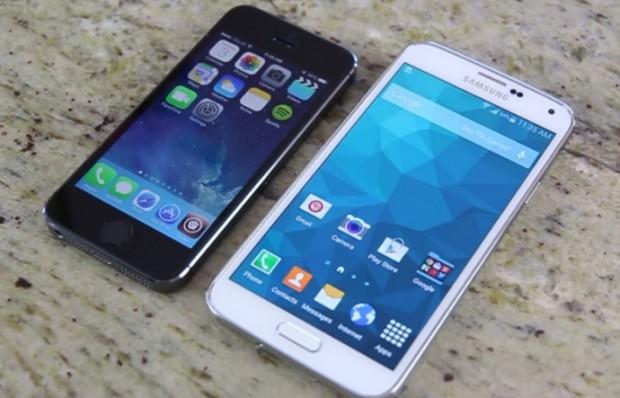 Android-ios-huellas-dactilares