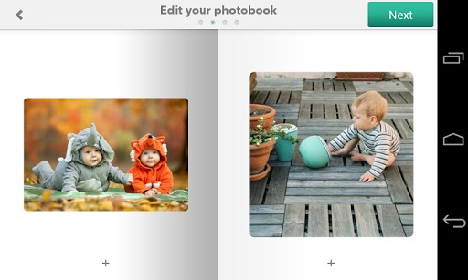 Imprify PhotoBook Android