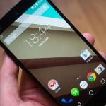 Android L llegará a todos los dispositivos Nexus, incluidos Nexus 4, Nexus 7 y Nexus 10