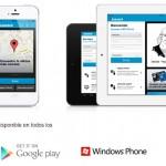 Las aplicaciones de banca móvil se consolidan en Android y iPhone