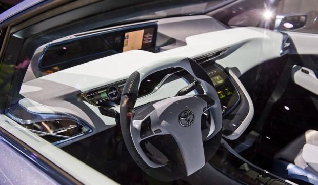Toyota-FCV-autos