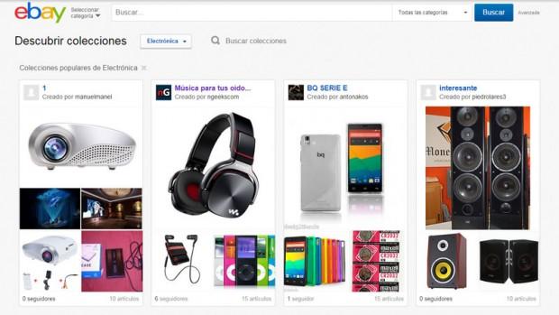 Colecciones-eBay