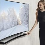 Llega la primera barra de sonido curva de la mano de Samsung