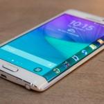 Samsung Galaxy Note Edge, el smartphone con borde curvado