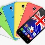 iOcean X1: un nuevo smartphone chino con el diseño del iPhone 5C