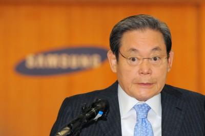7771889142_le-president-du-groupe-coreen-samsung-lee-kun-hee-le-22-avril-2008-archives