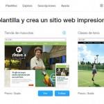 Crear páginas web gratis con Wix