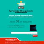 Sorteo PS4 + Código de descuento para la sección Gaming de Oportunidades DIA