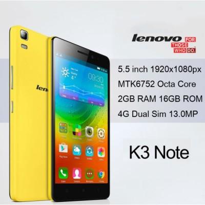 Lenovo Lemo K3 Note