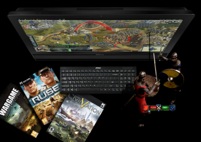 MSI Gaming Series All-in-One