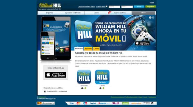 William-Hill-Movil