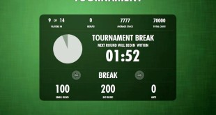 Tournament Clock