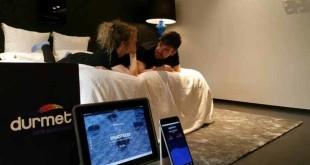 Diseñan un colchón inteligente que detecta la infidelidad