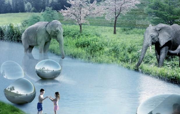 Los zoos del futuro: La tecnología se pone en marcha
