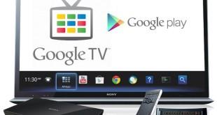 La tele sin tele: Google TV