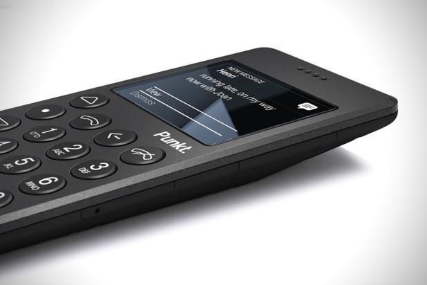 Punkt MP01 teléfono móvil solo llamadas