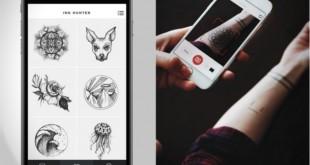 Apps. Ink Hunter