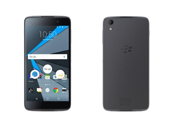 BlackBerry DTEK501