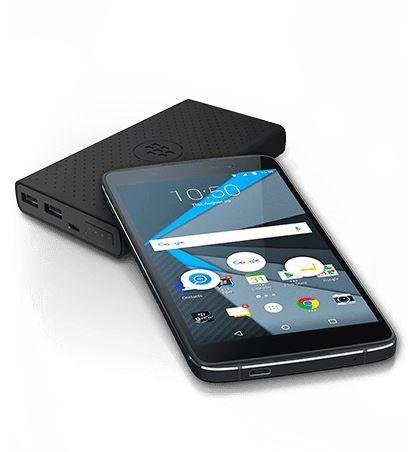 BlackBerry DTEK502