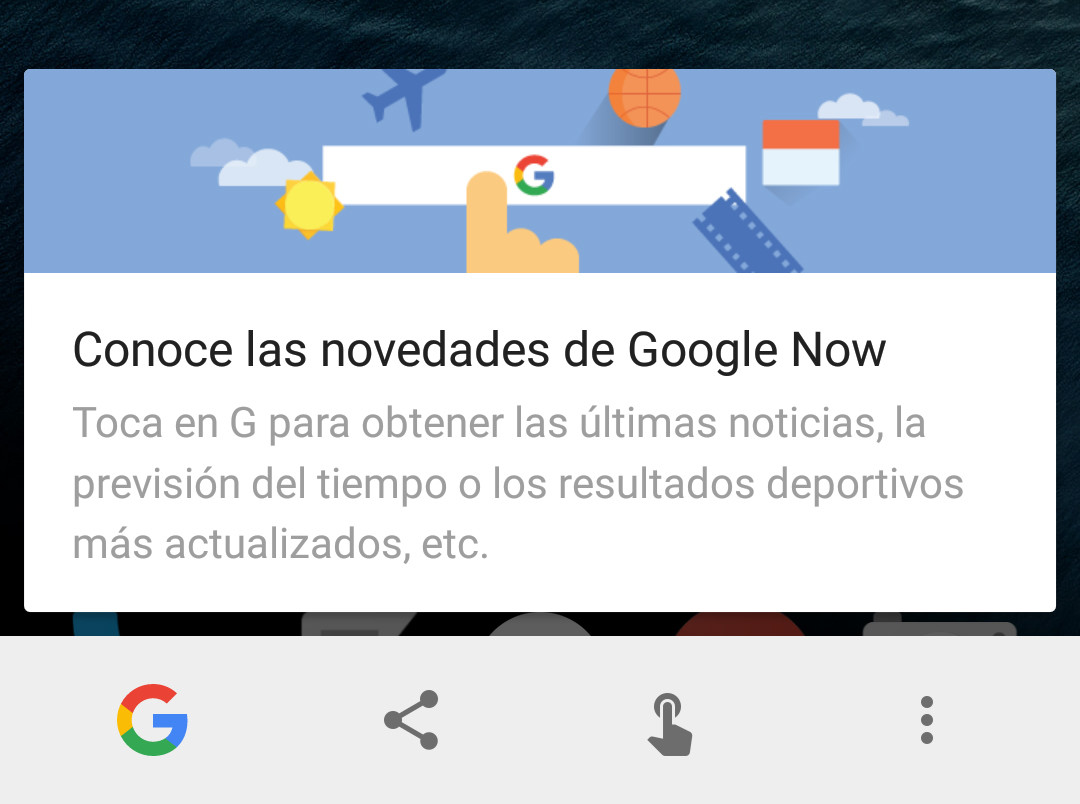 Google Now on Tap 0