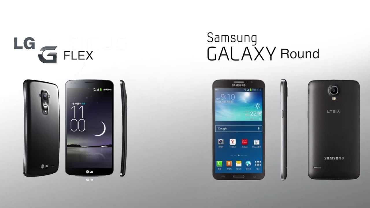 LG y Samsung 3
