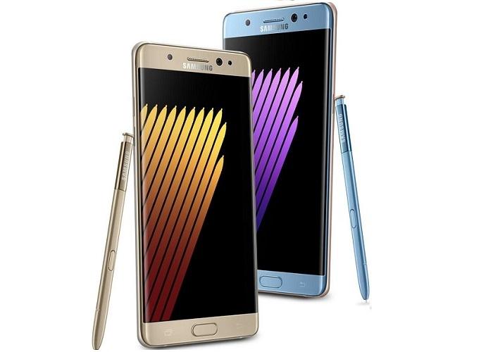 Samsung Galaxy Note 7 1