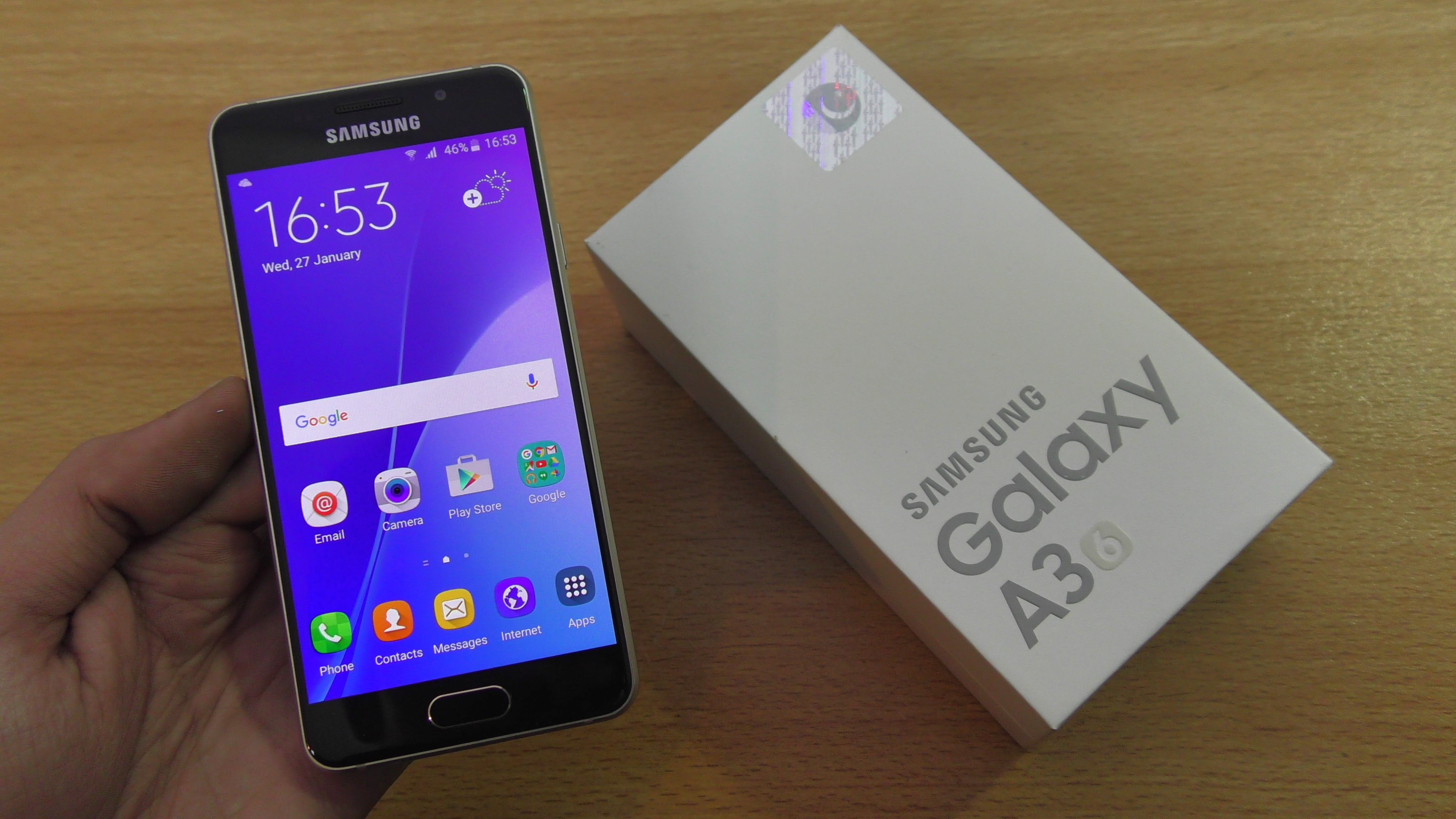 Galaxy A3 3