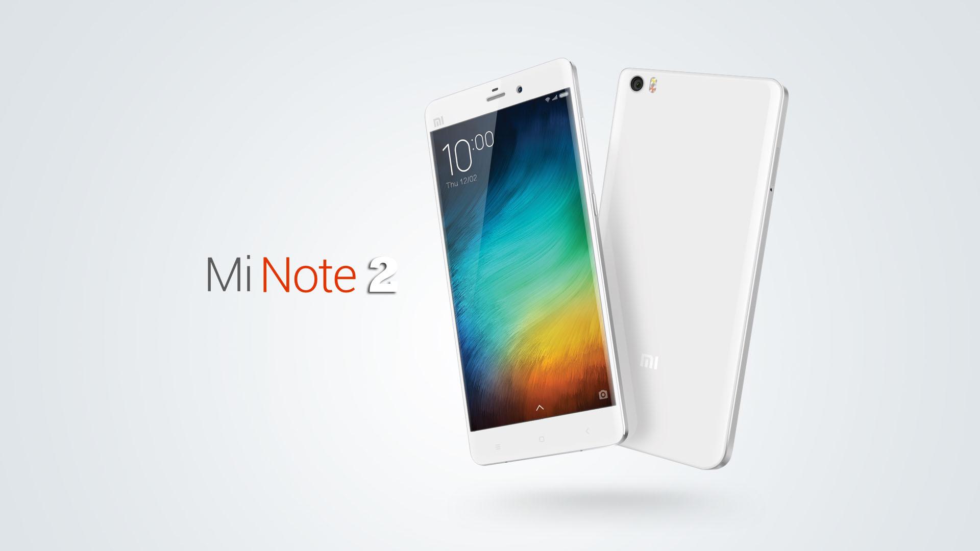 Mi Note 2 1