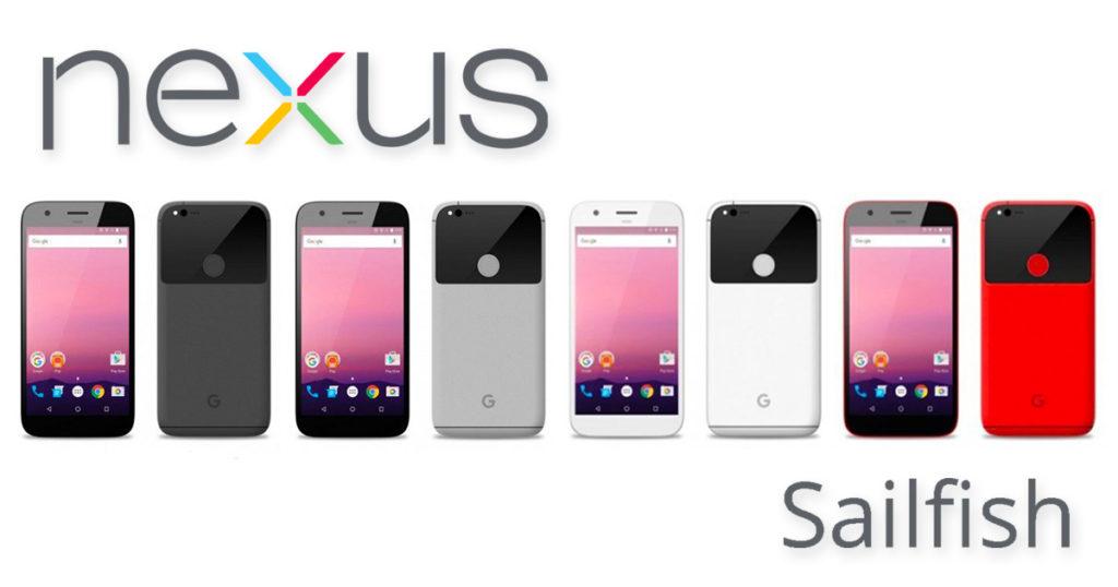 Nexus Pixel 1