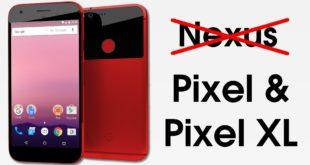 Nexus  Pixel 2