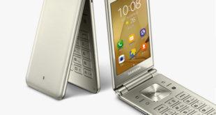 Samsung Galaxy Folder 1