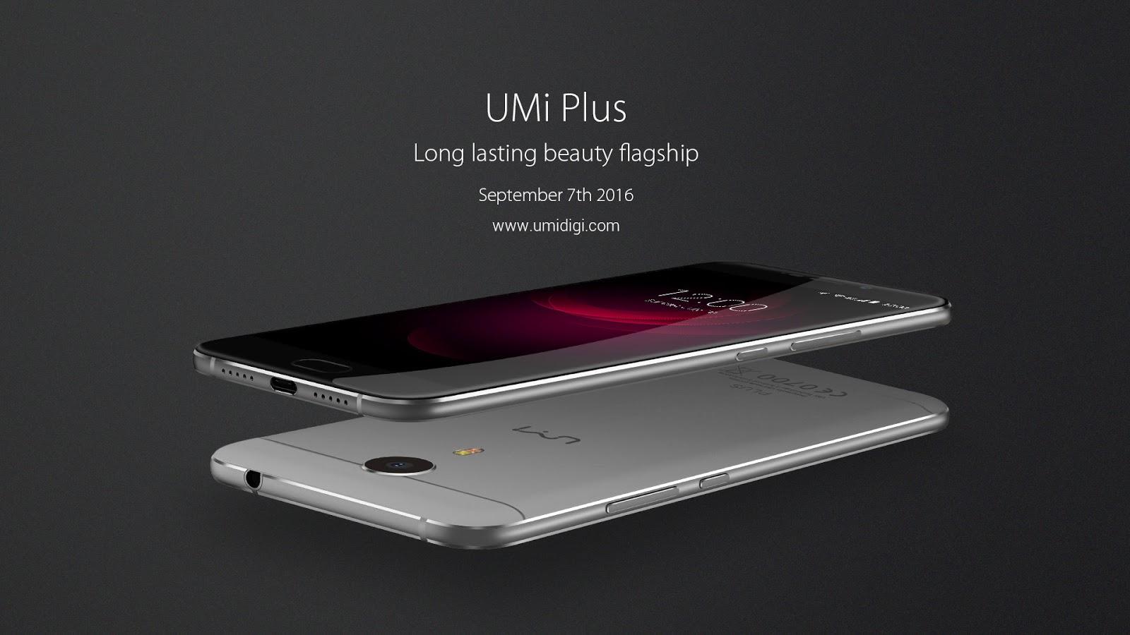 UMI Plus 3