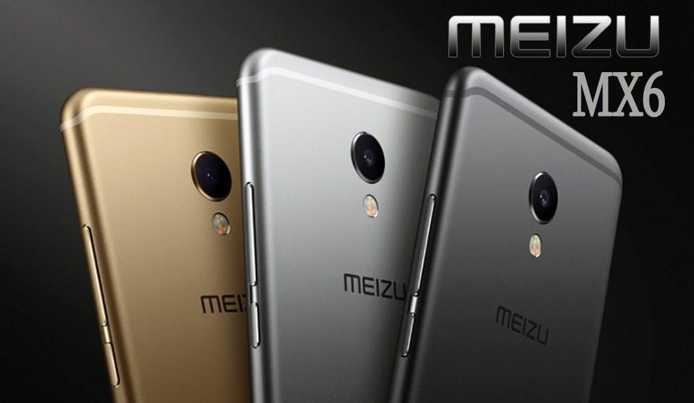 Meizu MX6 1