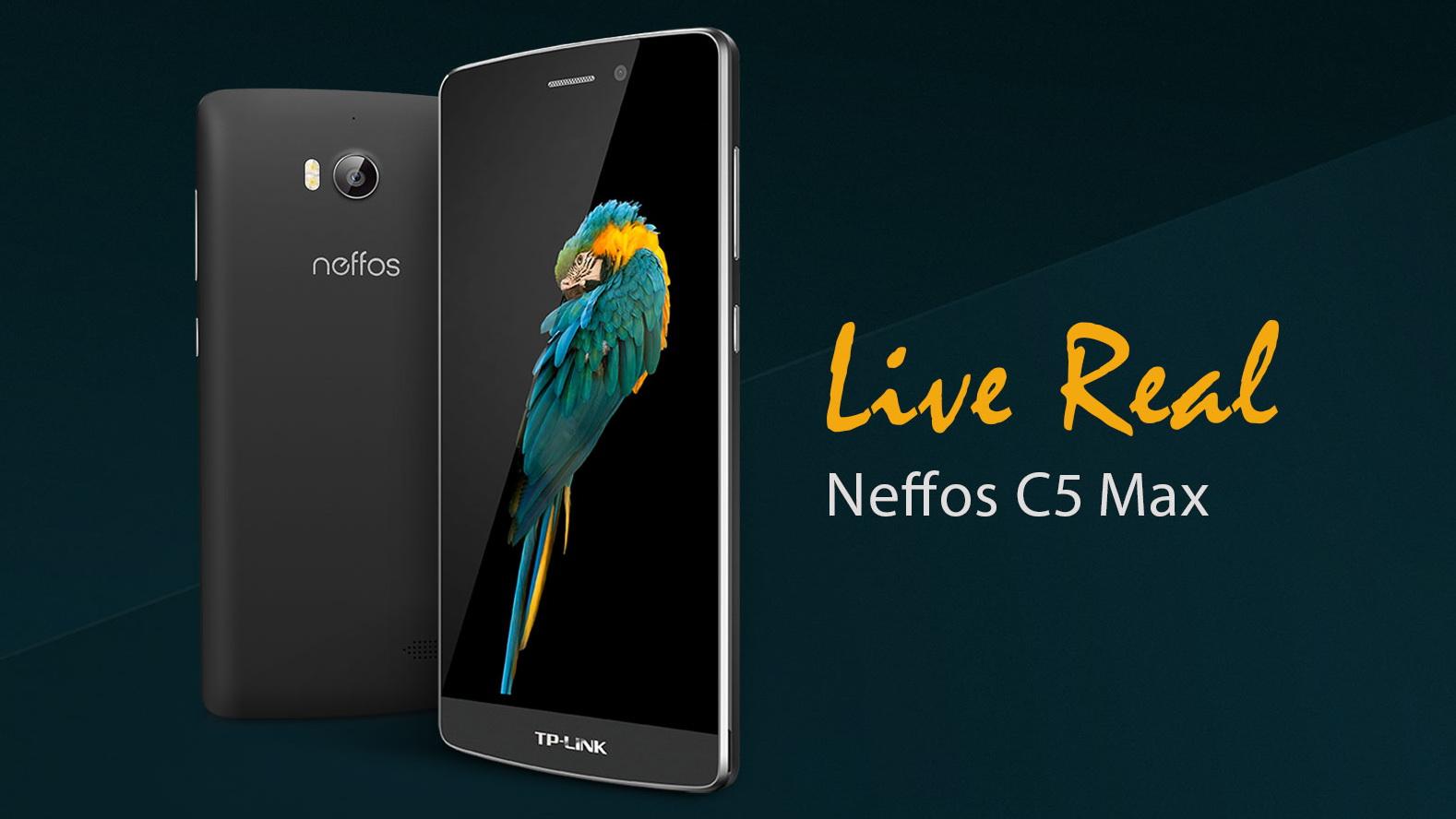 Neffos C5 Max 1