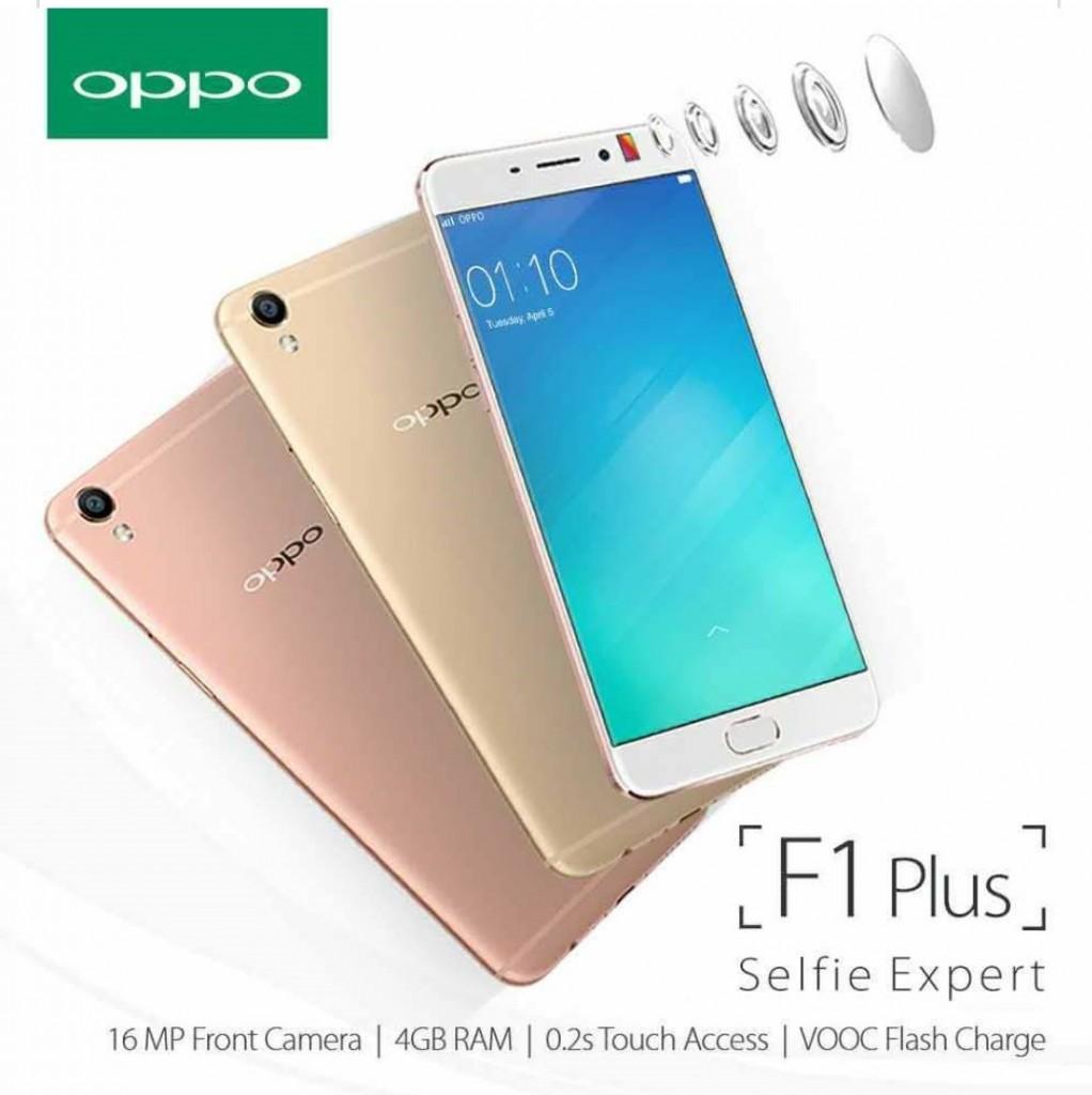 Oppo F1 Plus 2