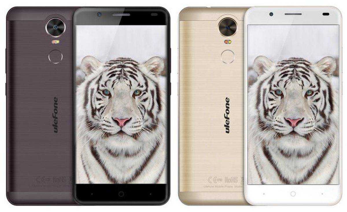 Ulefone Tiger 3