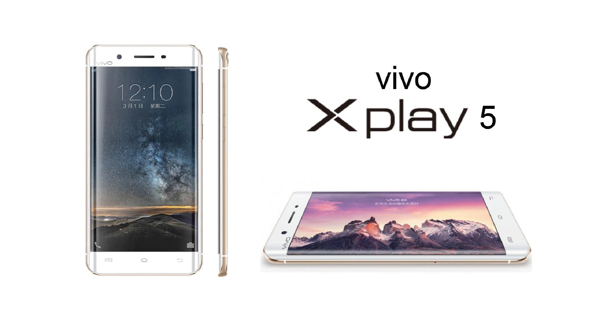 Vivo Xplay 5 2