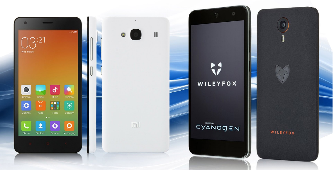 Wileyfox Swift2