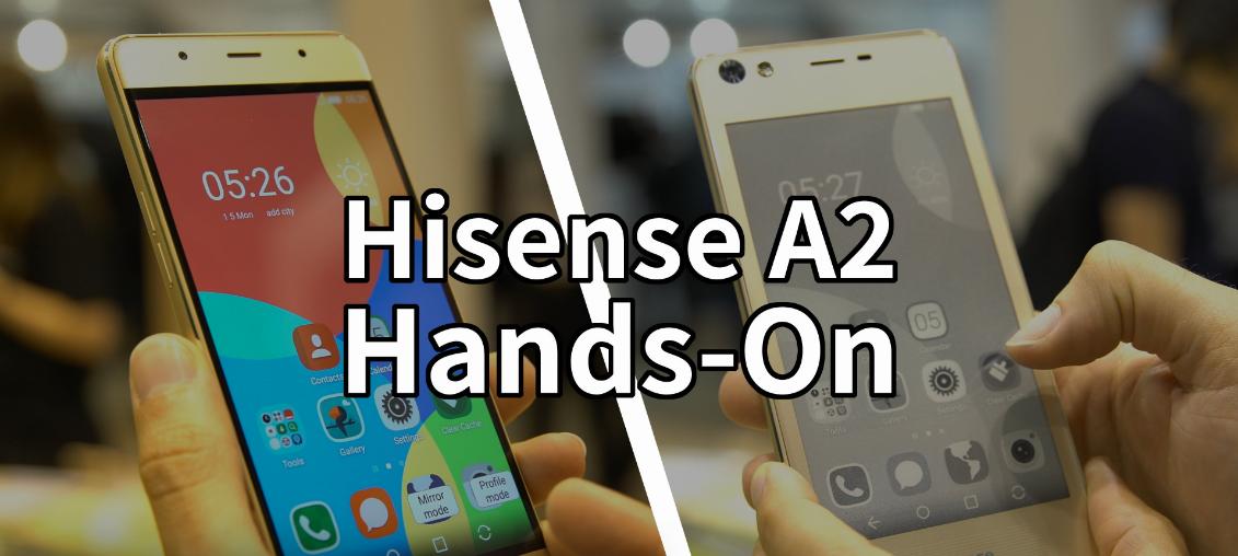 Hisense A22