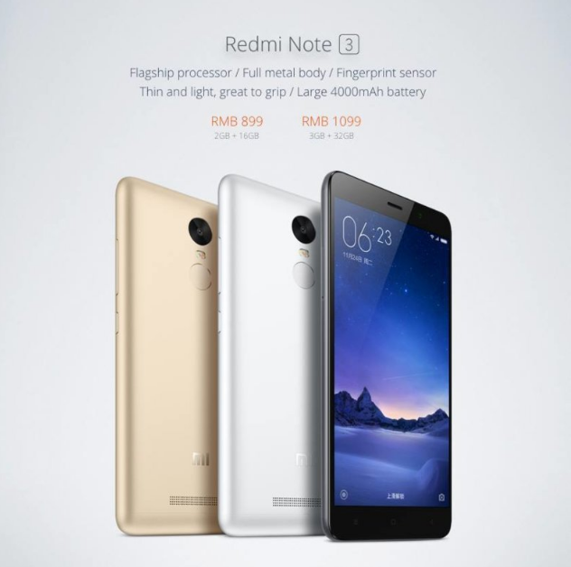 Redmi Note 31